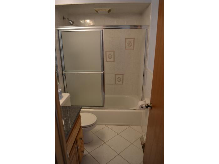newly remodel bathroom