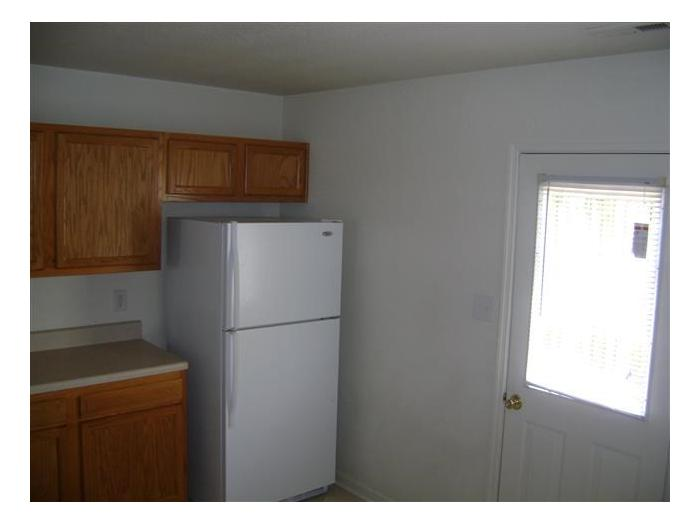 End Unit With Large Living Room Eat In Kitchen Two Bedrooms And Full Baths Patio Outside Storage