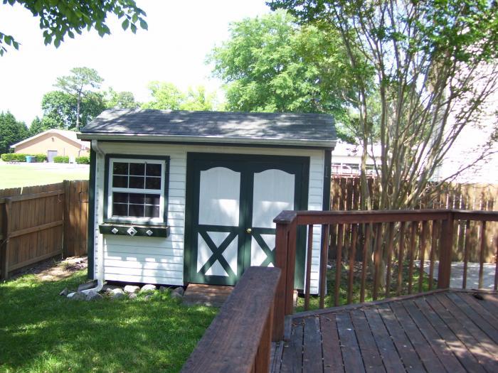 storage shed - Garden Sheds Virginia Beach